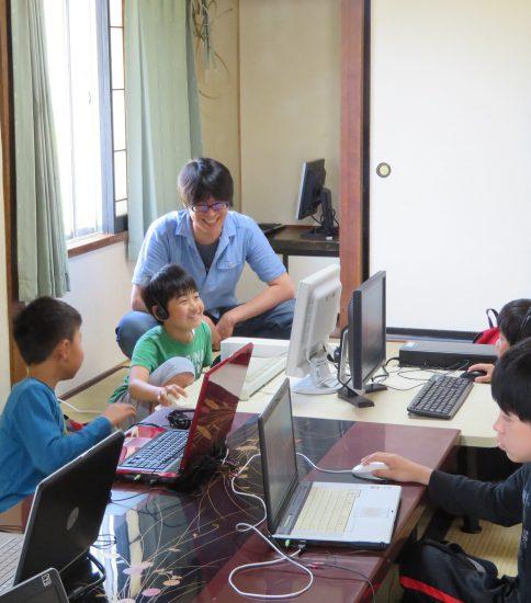 教室の見学・体験会開催を随時受付中!